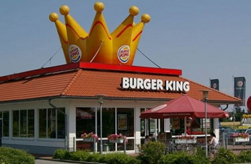 Burger King achete Quick
