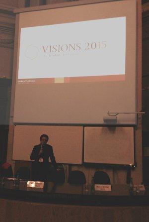 Visions 2015 Vincent Mourre