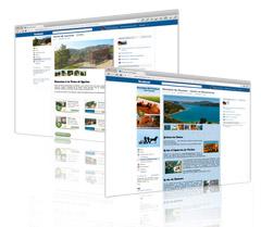Page Facebook hôtel, gîte et chambre d'hôtes restaurant