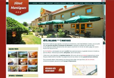 site-internet-hotel-martigues